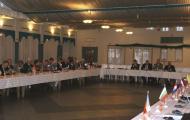 V совещание директоров Сети центров по аквакультуре в Центрально-Восточной Европе (NACEE), Украина, Львов, 14-17 октября 2008 г.
